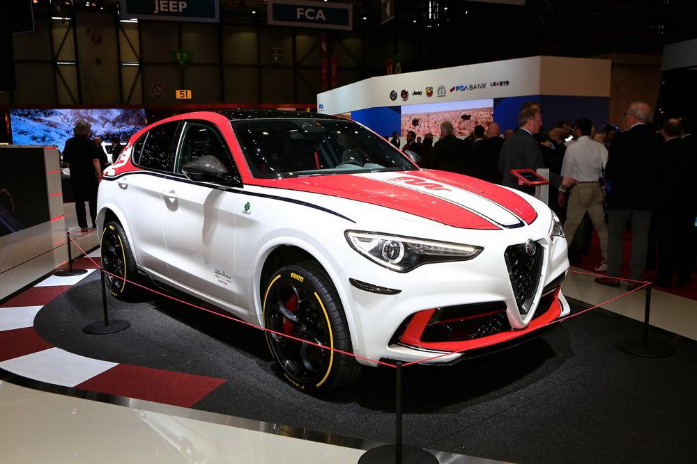 Alfa Romeo Racing Editions
