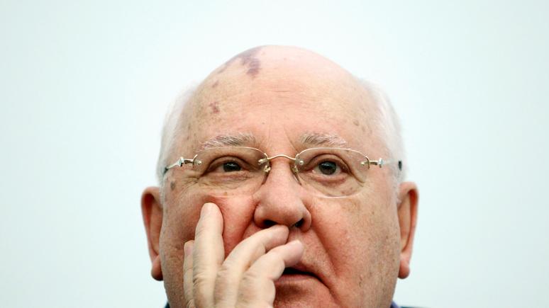 Горбачёв сожалеет о новой гонке ядерных вооружений и обвиняет Запад