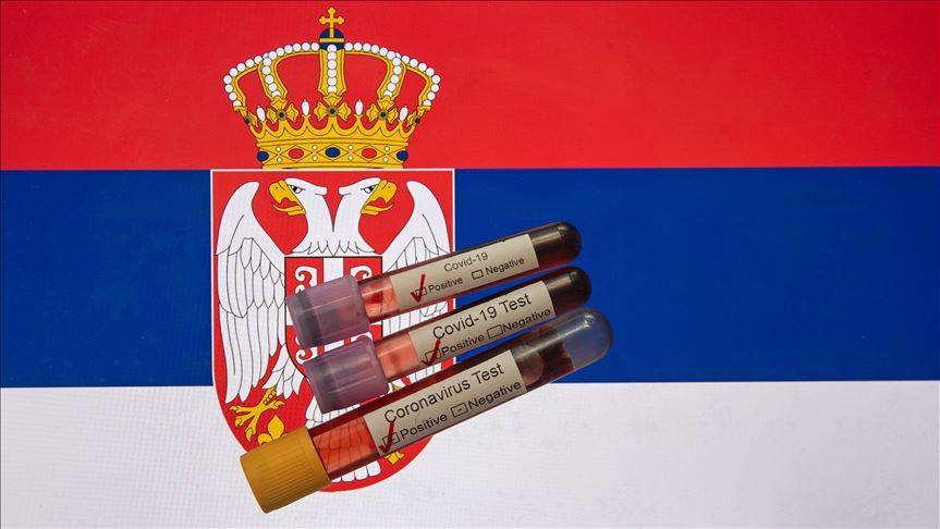korona srbija