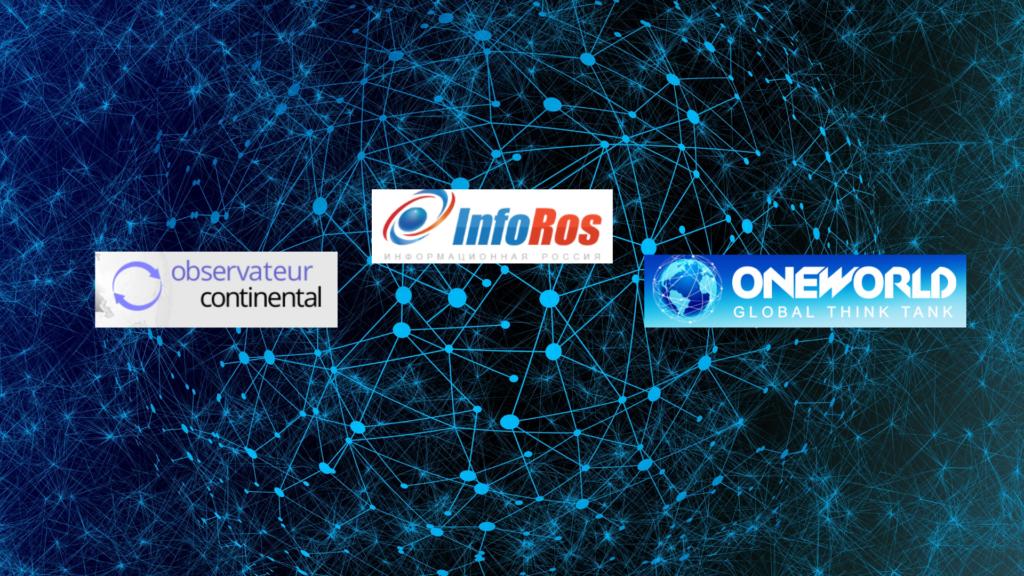 Inforos - OneWorld - Observateur continental