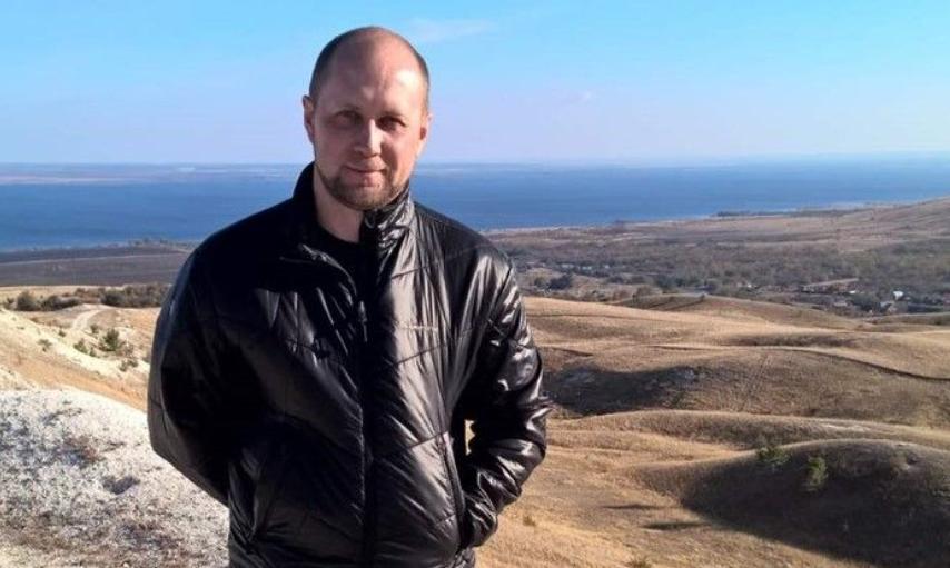 "Константин Кудрявцев, фото из соцсети ""Одноклассники"""