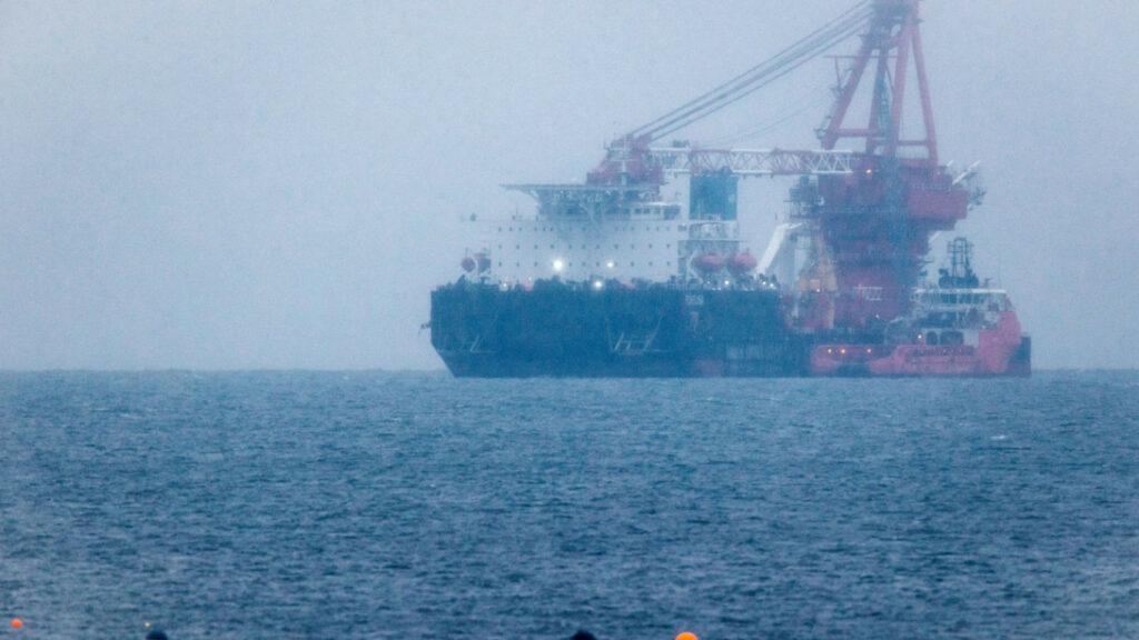 Руски брод (Фото: ДПА / ТАСС)