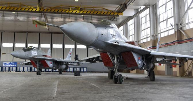 MiG29-srbija