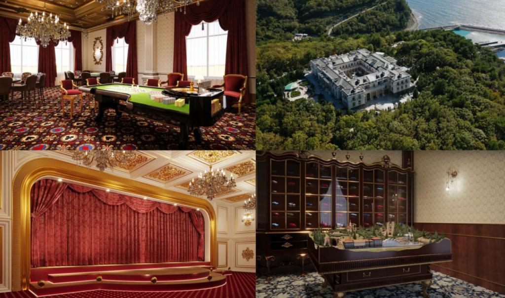 Putinova palata